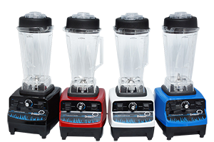 Commercial RPM blenders preview