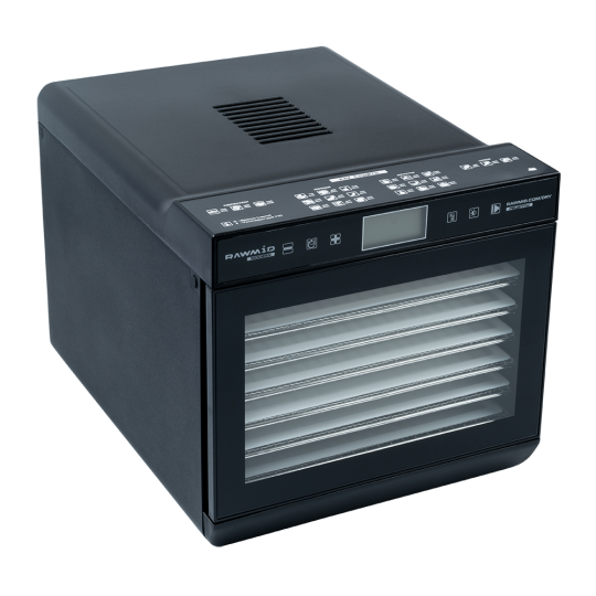 RAWMID Modern RMD-07 Food Dehydrator (steel trays)