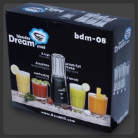 Personal blender Rawmid Dream Mini BDM-08