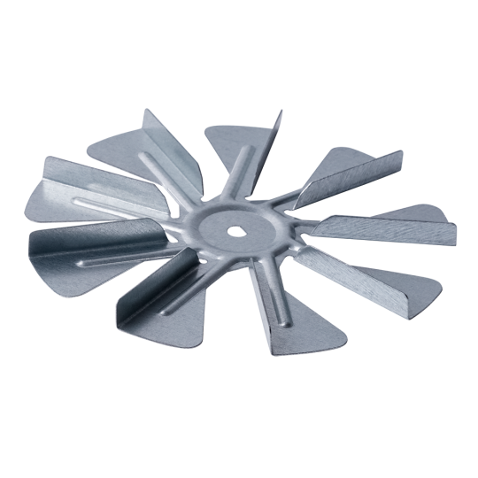 Air Fryer RAWMID RMA-12 upper fan