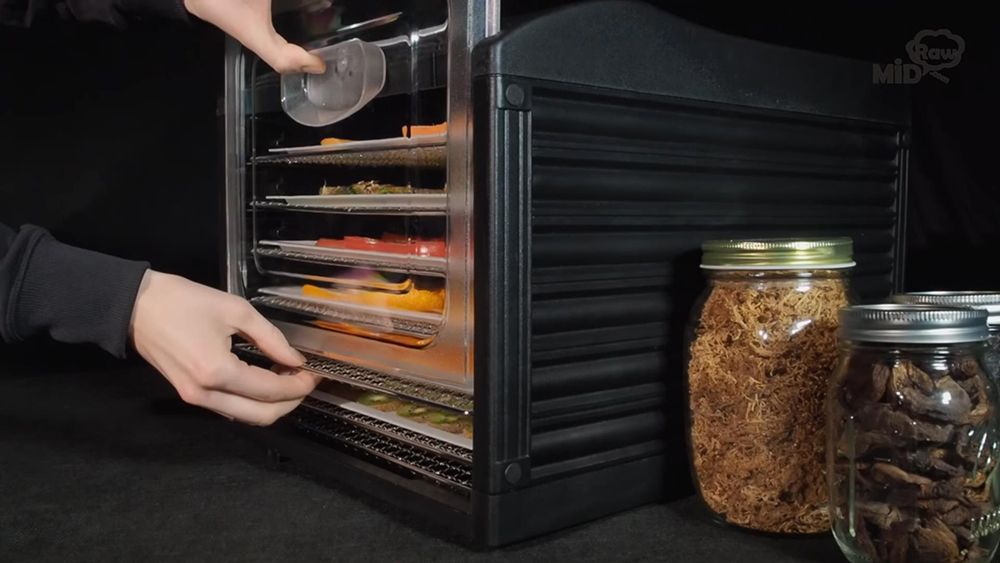 Съемная дверца домашней сушилки для фруктов и овощей Dream Vitamin DDV-07