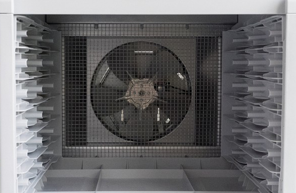 Вентилятор сушилки домашней для овощей и фруктов Dream Vitamin DDV-10
