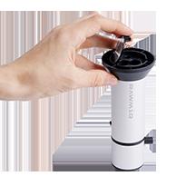Дымогенератор холодного копчения Rawmid Aroma Smoking Gun RAS-01