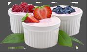 Йогурт, приготовленный с помощью сувида
