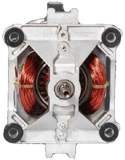 медный мотор блендера RawMiD